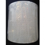 Non Electric Textured Cylinder Pendant