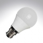 BC Warm White 7w LED Dimmable 05179