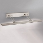 Satin Nickel Picture Light WB913